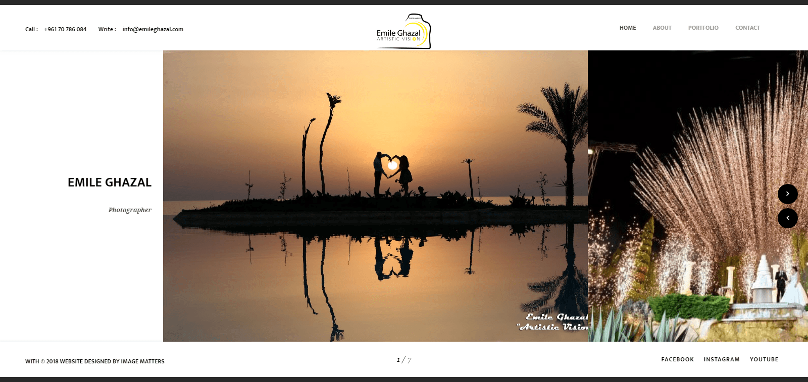 Emile Ghazal Photography