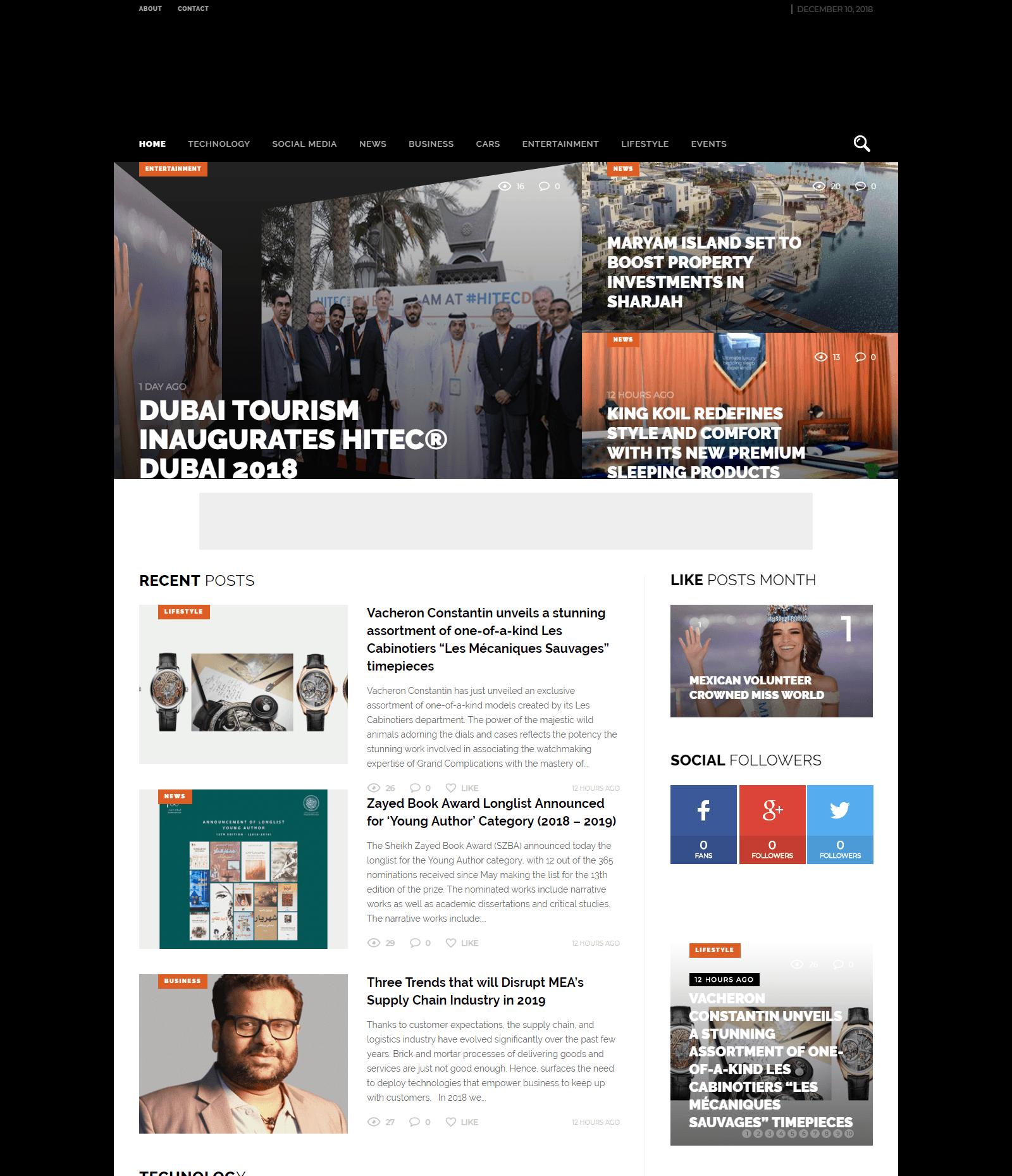 Web Release